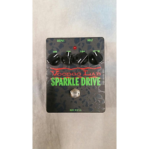 Voodoo Lab Sparkle Drive Effect Pedal-thumbnail