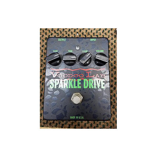 Voodoo Lab Sparkle Drive KEELEY MOD Effect Pedal-thumbnail