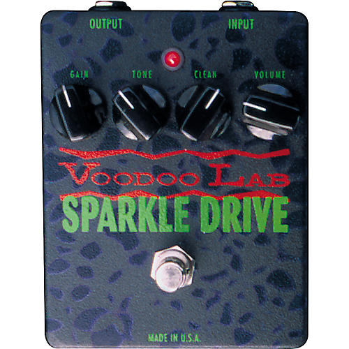 Voodoo Lab Sparkle Drive Pedal-thumbnail