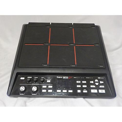 used roland spd sx sampling pad drum machine guitar center. Black Bedroom Furniture Sets. Home Design Ideas