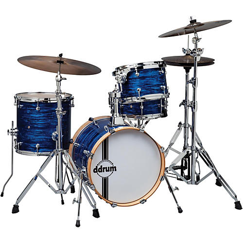 Ddrum Speak Easy Flyer Compact 4-Piece Shell Pack-thumbnail