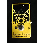 Earthquaker Devices Speaker Cranker Overdrive Effect Pedal