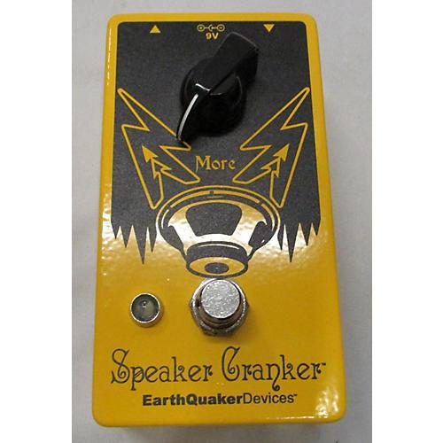 EarthQuaker Devices Speaker Cranker Overdrive Effect Pedal