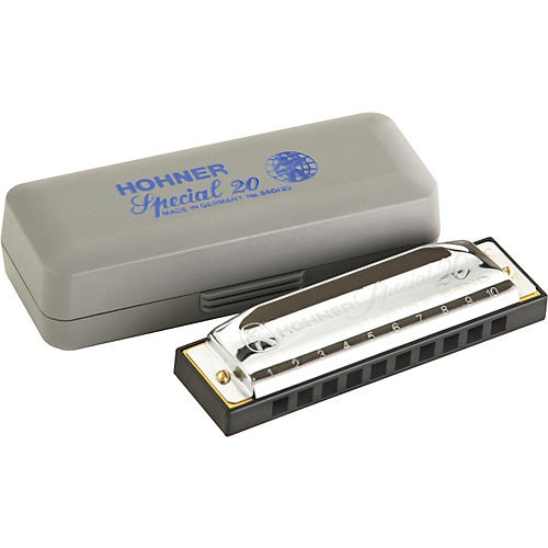 hohner special 20 low harmonica key of f low pitch guitar center. Black Bedroom Furniture Sets. Home Design Ideas