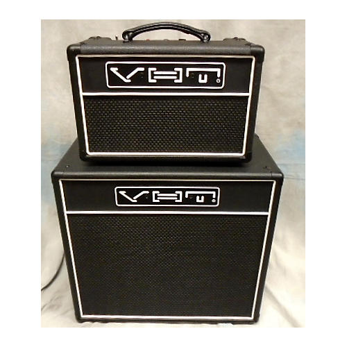 VHT Special 6 W/1X12 CLOSED BACK CABINET-thumbnail