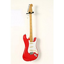 Special Edition '50s Stratocaster Electric Guitar Level 2 Rangoon Red 190839002136