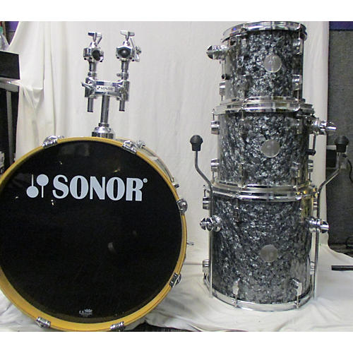 used sonor special edition birch drum kit guitar center. Black Bedroom Furniture Sets. Home Design Ideas