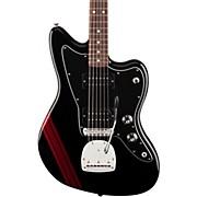 Fender Special Edition Blacktop HH Jazzmaster Electric Guitar