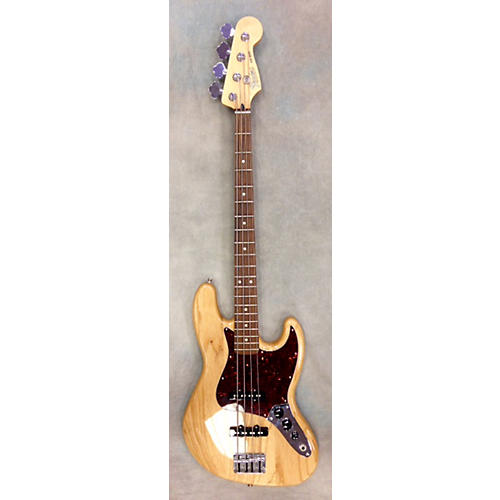 Fender Special Edition Deluxe Ash Electric Bass Guitar Natural