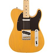 Special Edition Deluxe Ash Telecaster Maple Fretboard Butterscotch Blonde