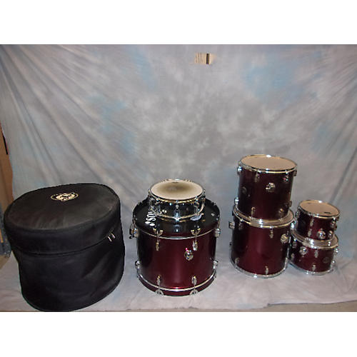 Sonor Special Edition Drum Kit Burgundy