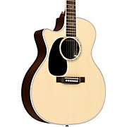 Martin Special Edition GPC-Aura GT Grand Performance Left-Handed Acoustic-Electric Guitar