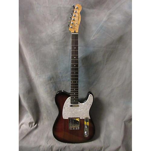 Fender Special Edition Koa Telecaster Solid Body Electric Guitar Sunburst