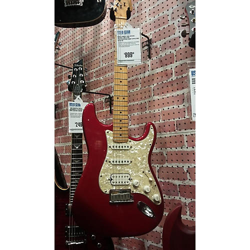 Fender Special Edition Lone Star Stratocaster Solid Body Electric Guitar Candy Apple Red