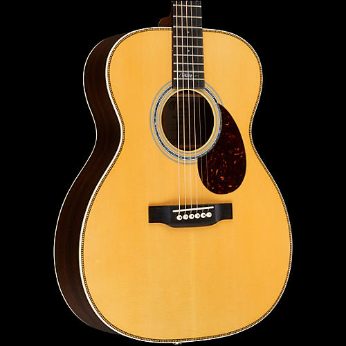 Martin Special Edition OMJM John Mayer Signature Orchestra Model Acoustic-Electric Guitar-thumbnail
