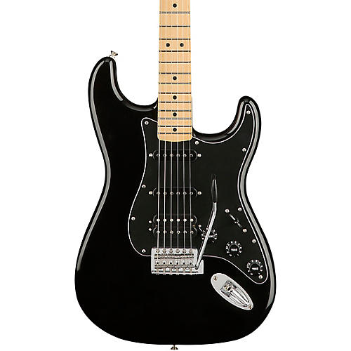 Fender Special Edition Standard Stratocaster HSS Electric Guitar Black
