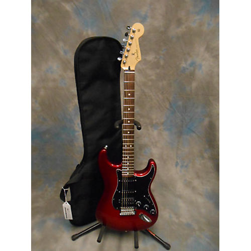 Fender Special Edition Stratocaster HSS Solid Body Electric Guitar-thumbnail