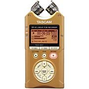 Tascam Special Edition Vintage Gold DR-40 Portable Digital Recorder