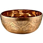 Meinl Special Engraved Singing Bowl 8 - 8.3in / 20.2 - 21.2cm