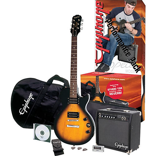 Epiphone Special II Performance Pack