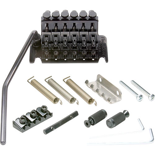 Floyd Rose Special Series Tremolo Bridge with R2 Nut-thumbnail