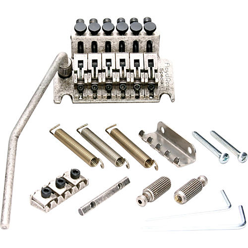 Floyd Rose Special Series Tremolo Bridge with R3 Nut-thumbnail