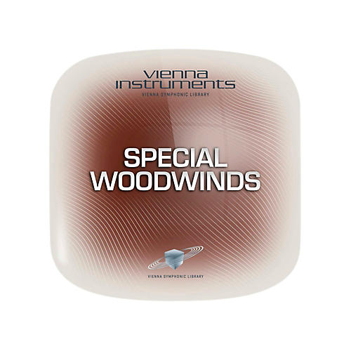 Vienna Instruments Special Woodwinds Extended Software Download