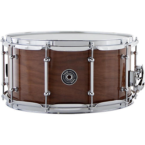 Taye Drums Specialty Walnut/Maple Hybrid Snare Drum