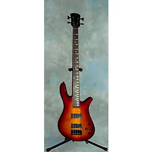 Pre-owned Spector Spector 4 String Neck Through Electric Bass Guitar by Spector
