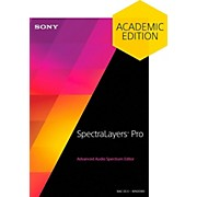 Sony SpectraLayers Pro 3 - Academic Software Download