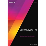 Sony SpectraLayers Pro 3 Software Download