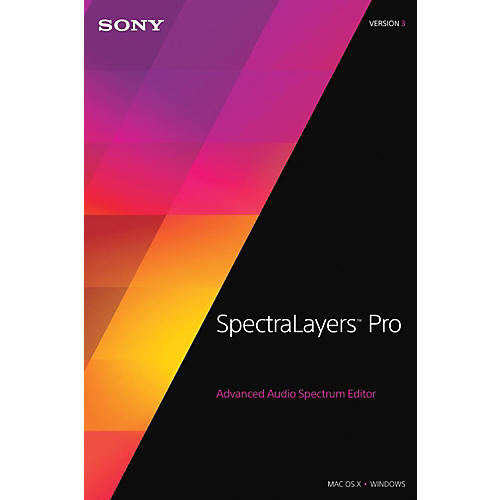 Magix SpectraLayers Pro 3 Software Download