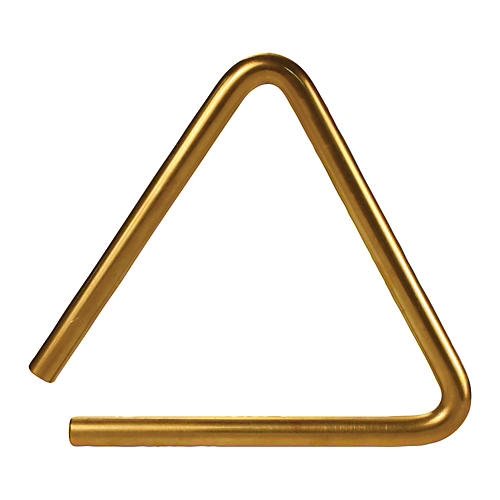 Black Swamp Percussion Spectrum Triangle Brass 6 in.