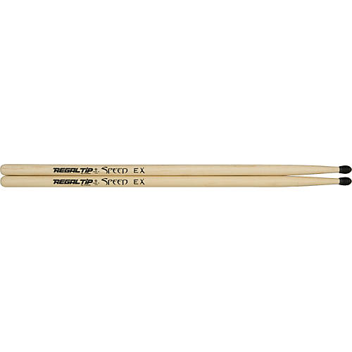 Regal Tip Speed EX X-Series Drumsticks With E-Tip-thumbnail