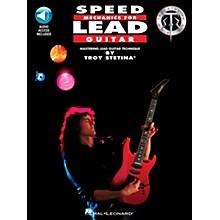Hal Leonard Speed Mechanics for Lead Guitar Book/CD