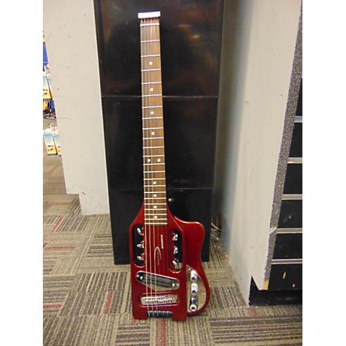 Traveler Guitar Speedster Electric Guitar Crimson Red Burst