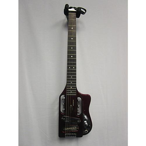 used traveler guitar speedster electric guitar wine red guitar center. Black Bedroom Furniture Sets. Home Design Ideas