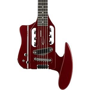Click here to buy Traveler Guitar Speedster Hot Rod Left Handed Electric Travel Guitar by Traveler Guitar.