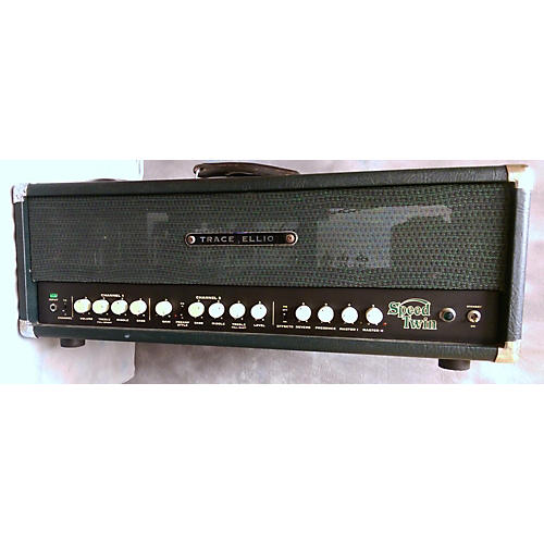 Trace Elliot Speedtwin H100 Tube Guitar Amp Head-thumbnail
