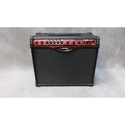 Line 6 Spider 112 1x12 50W Guitar Combo Amp-thumbnail