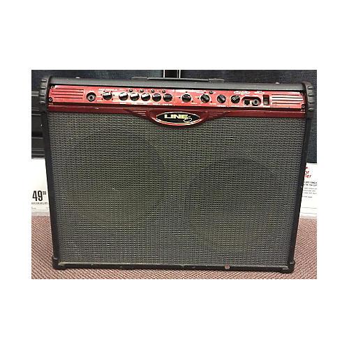 used line 6 spider 212 100w guitar combo amp guitar center. Black Bedroom Furniture Sets. Home Design Ideas