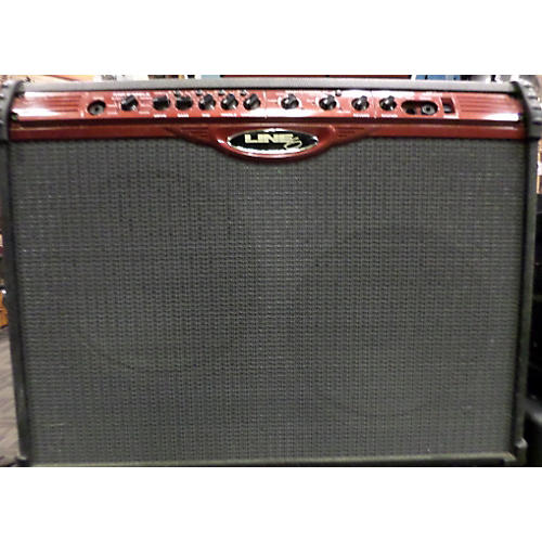 Line 6 Spider 212 100w Guitar Power Amp-thumbnail
