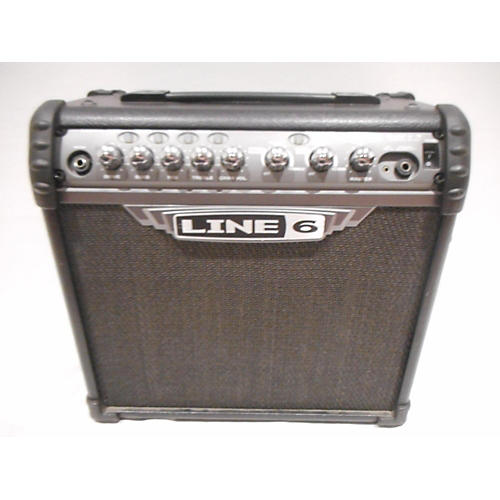 used line 6 spider 3 15 guitar combo amp guitar center. Black Bedroom Furniture Sets. Home Design Ideas
