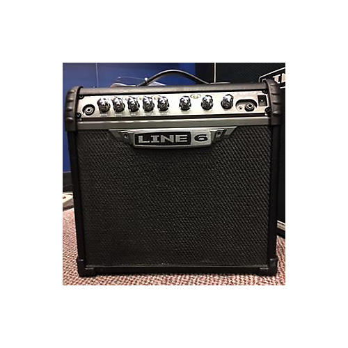 Line 6 Spider 3 15w 1x8 Guitar Combo Amp-thumbnail