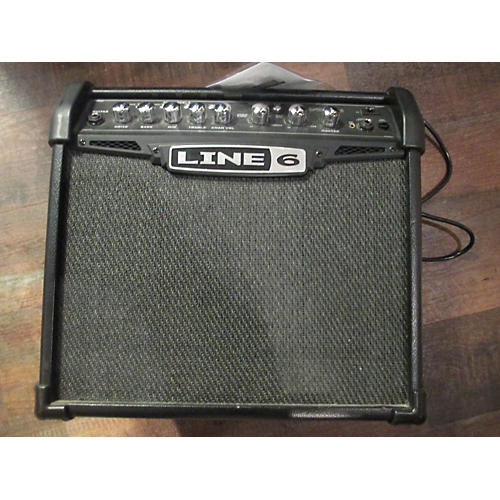 In Store Used Spider 3 15watt Guitar Combo Amp-thumbnail