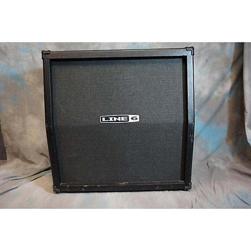 Line 6 Spider 412 4X12 Guitar Cabinet-thumbnail