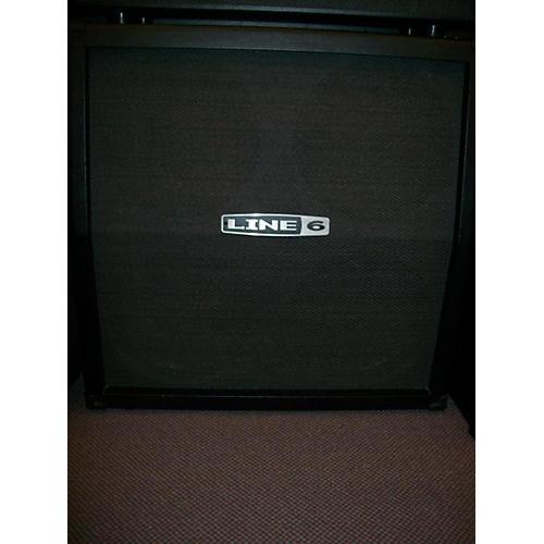Line 6 Spider 412 4x12 Slant Guitar Cabinet-thumbnail