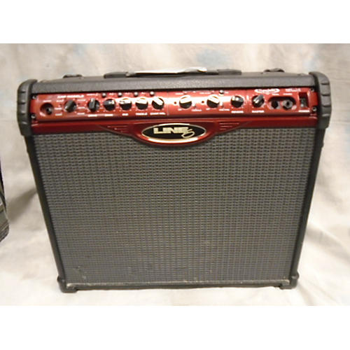 Line 6 Spider 50W 1x12 Guitar Combo Amp