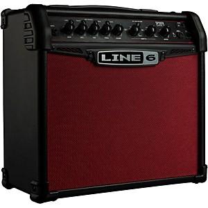 Line 6 Spider Classic 15 15 Watt 1x8 Guitar Combo Amp Red Edition