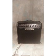 Line 6 Spider Classic 15 Guitar Combo Amp